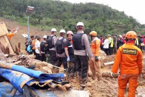 Kapolda Jabar Klarifikasi Isu Balita Jadi Korban Longsor Sukabumi