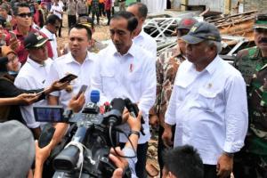 Isu Pergantian Kepala BNPB, Willem Justru Diminta Jokowi Tangani Longsor Sukabumi