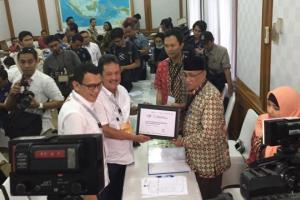Sumbangan Kampanye untuk Jokowi-Ma'ruf Mencapai Rp55,9 M