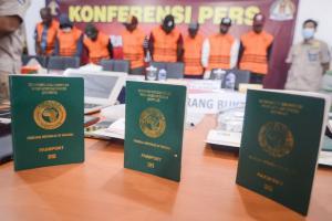 8 WNA Nigeria Ditangkap, Imigrasi Bandung: Izin Tinggal Habis