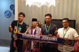 Viking Persib Club Bantah Beri Dukungan ke Jokowi-Ma'ruf