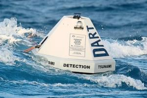 Pemkab Garut Balum Mampu Anggarkan Perbaikan Alat Deteksi Tsunami