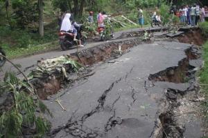 BPBD Kuningan: 15 Kecamatan Rawan Bencana Alam