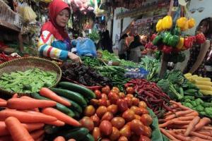 Harga Tak Menentu, Pedagang Sayur di Cianjur Terancam Gulung Tikar