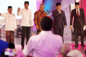 Ibarat Jalur Gaza, 8 Kabupaten/Kota Ini Wajib Dimenangkan Jokowi