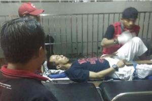 Yuki Pas Band Patah Kaki Kanan Usai Kecelakaan di Cianjur