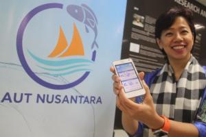 Cari Ikan Kini Mudah, KKP Kenalkan Aplikasi Laut Nusantara