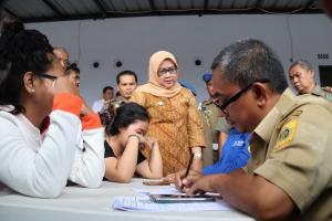 Gelar Nongol Babat, Pemkab Bogor Jaring 27 PSK