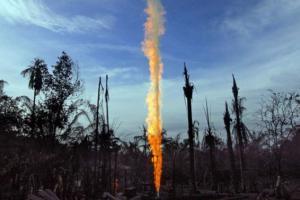 Semburan Gas Sumur Pertamina di Indramayu Berhasil Hentikan
