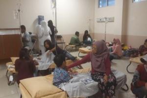 Pasien DBD di RS Hasan Sadikin Meningkat 5 Kali Lipat