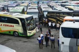 Terminal Cikampek Bakal Diaktifkan, Kini Bus Akap Tak Boleh Masuk Klari