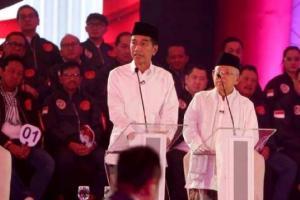 PBB Dukung Jokowi-Ma'ruf, TKN: Kikis Anggapan Jokowi Anti-Islam
