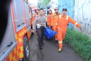 Sopir Bus Kramat Djati yang Tewaskan 2 Orang Kabur