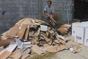 Kotak Suara Terendam Banjir, KPU Cirebon Data Jumlah Kerusakan