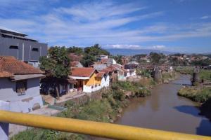 20 Rumah di Bantaran Sungai Cimanuk Bakal Direlokasi