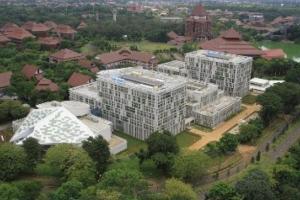 Tahan Gempa, Rumah Sakit UI Diresmikan Menristekdikti
