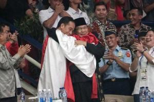Hasil Survei Jabar: Elektabilitas Jokowi dan Prabowo Ketat