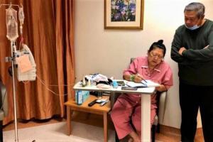 Idap Kanker Darah, Ani Yudhoyono: I Can Do This