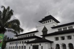 Gedung Sate Tak Akan Lagi Digunakan Pemprov Jabar