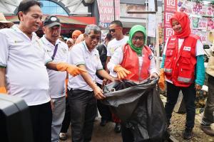 HPSN 2019, Pemkab Bogor Bersih-bersih Lingkungan Cibinong