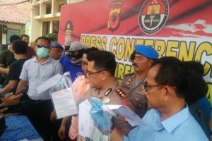Polres Indramayu Tangkap Pelaku Percobaan Pembunuhan