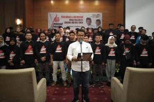 Milenial Muslim Jabar Deklarasi Dukung Jokowi-Ma'ruf