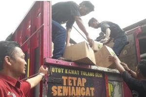 100.000 Sabun Pesanan Jokowi Sudah Dikirim dari Garut