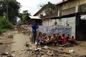Tak Semua Sampah Karawang Terangkut ke TPA Jalupang