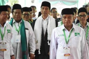 Jokowi Tegaskan Tak Ada Kriminalisasi Ulama