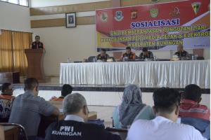Sapu Bersih Pungli! Pemkab Kuningan Sosialisasikan UPP