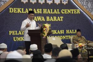 Sekarang Jabar Punya Konsorsium Halal Center