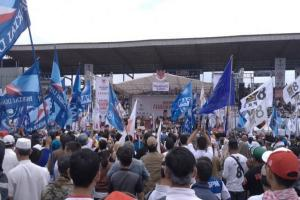 Kampanye di Bandung, Prabowo Ingin Bela Rakyat Indonesia