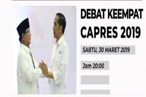 Pradebat Capres Ke-4: Analisa Pengamat Atas Kebijakan Jokowi