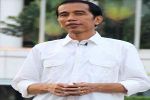 Warna Putih Menjadi Identitas Jokowi-Ma'ruf
