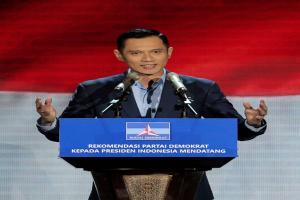 Ngariung di Cirebon, AHY Katakan Demokrat Sangat Demokratis