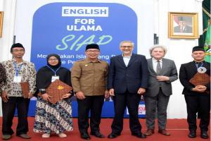 Batch Pertama English For Ulama Meloloskan 30 Ulama Muda