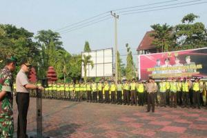 Lebih dari 7 ribu petugas akan kawal pemilu di Bandung