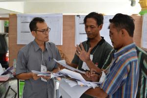 Korban pemilu bertambah, enam petugas KPPS di Garut wafat.
