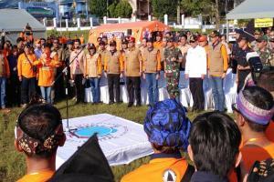 Hari Kesiapsiagaan Bencana (HKB) diperingati di Lembang