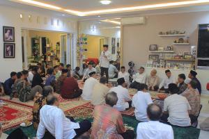 Hadiri Buka Bersama, Wali Kota Bogor Minta Jaga Kebersamaan
