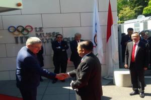 Wapres JK Harap Indonesia Jadi Tuan Rumah Olimpiade 2032
