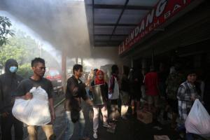 Pasar Kosambi Kebakaran, Walkot Bandung Janji Mengevaluasi