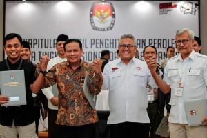 Hasil Pilpres 2019: Jokowi-Ma'ruf Menang, Saksi BPN Menolak