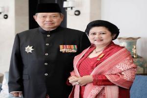 Ibu Negara keenam Hj Ani Yudhoyono Tutup Usia