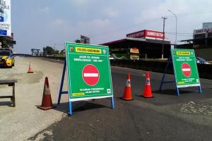 'One Way' di Tol Jakarta-Cikampek, Pemudik Kecewa