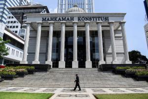 MK Mulai Registrasi Permohonan Sengketa Pemilu 2019