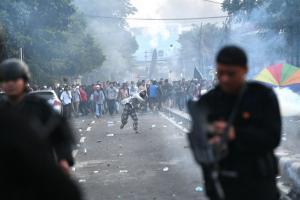AII Sesalkan Polisi Luput Ungkap Fakta Korban Tewas '22 Mei'