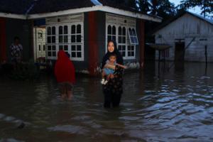 Rumah Zakat Kirim Bantuan untuk Korban Banjir Konawe Utara