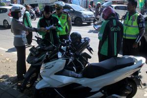 Parkir Liar di Kota Bandung, Langsung Ditilang!
