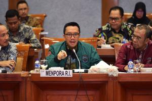 Deputi 4 Kemenpora Lahirkan 'Primadona' Indonesia